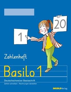 Basilo 1 – Zahlenheft von Bromundt,  Corinne