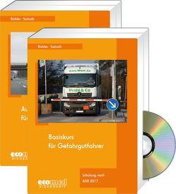 Basiskurs und Auffrischungsschulung für Gefahrgutfahrer – Expertenpaket von Ridder,  Klaus, Sabath,  Uta