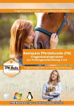 Basispass Pferdekunde (FN) Fragenkatalogtrainer von Mueller,  Thomas