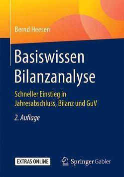 Basiswissen Bilanzanalyse von Heesen,  Bernd