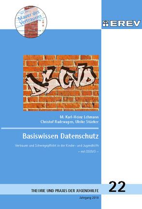 Basiswissen Datenschutz von Lehmann,  M. Karl-Heinz, Radewagen,  Christof, Stücker,  Ulrike