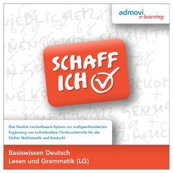 Basiswissen Deutsch – Lesen und Grammatik