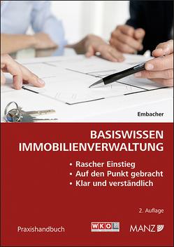 Basiswissen Immobilienverwaltung von Embacher,  Gerda Maria