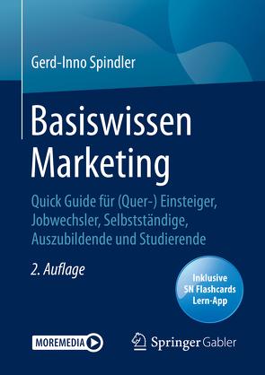 Basiswissen Marketing von Spindler,  Gerd-Inno