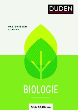 Basiswissen Schule – Biologie 5. bis 10. Klasse von Kemnitz,  Edeltraud, Pews-Hocke,  Christa