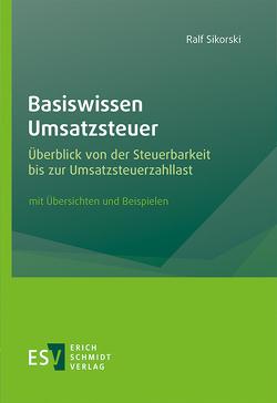 Basiswissen Umsatzsteuer von Sikorski,  Ralf