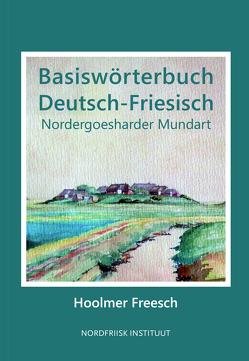 Basiswörterbuch Deutsch-Friesisch von Petersen,  Johann-Meinert