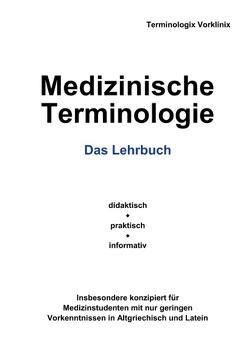 Basiswortschatz der Anatomie von Vorklinix,  Terminologix