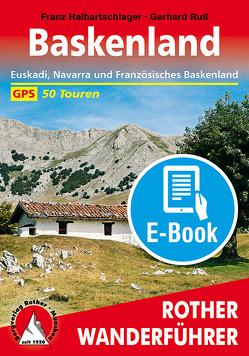 Baskenland (E-Book) von Halbartschlager,  Franz, Ruß,  Gerhard
