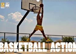 Basketball Action (Wandkalender 2019 DIN A3 quer) von Robert,  Boris