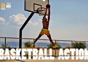 Basketball Action (Wandkalender 2020 DIN A2 quer) von Robert,  Boris
