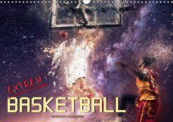 Basketball extrem (Wandkalender 2019 DIN A3 quer) von Roder,  Peter