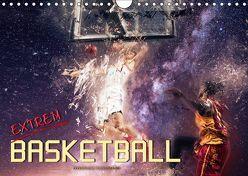 Basketball extrem (Wandkalender 2019 DIN A4 quer) von Roder,  Peter