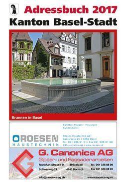 Basler Adressbuch 2017
