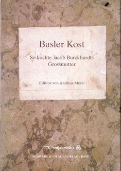 Basler Kost von Morel,  Andreas