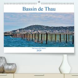Bassin de Thau – Der Garten des Meeres (Premium, hochwertiger DIN A2 Wandkalender 2020, Kunstdruck in Hochglanz) von Bartruff,  Thomas