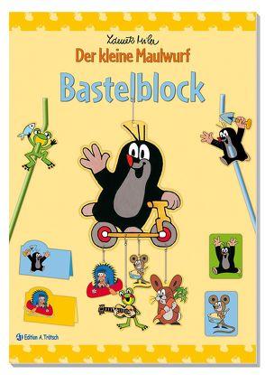 """Bastelblock """"Der kleine Maulwurf"""" von Miler,  Zdeněk"""