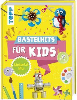 Bastelhits für Kids Material-Mix von frechverlag