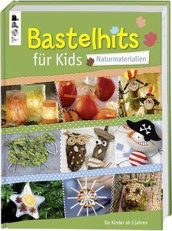 Bastelhits für Kids – Naturmaterialien von frechverlag