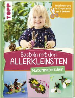 Basteln mit den Allerkleinsten Naturmaterial von Pypke,  Susanne