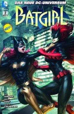 Batgirl von Martinez,  Alitha, Simone,  Gail, Syaf,  Ardian
