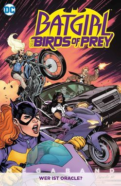 Batgirl und die Birds of Prey Megaband von Antonio,  Roge, Benson,  Julie, Benson,  Shawna, Hidalgo,  Carolin, Roe,  Claire