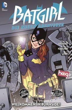 Batgirl – Die neuen Abenteuer von Fletcher,  Brenden, Tarr,  Babs