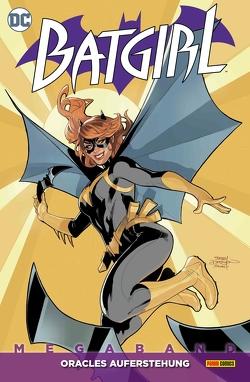 Batgirl Megaband von Castellucci,  Cecil, Di Giandomenico,  Carmine, Pelletier,  Paul, Scott,  Mairghread