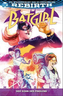 Batgirl Megaband von Albuquerque,  Rafael, Hidalgo,  Carolin, Larson,  Hope, Wildgoose,  Chris