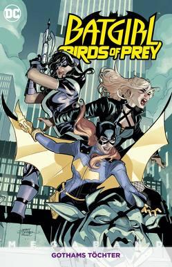 Batgirl und die Birds of Prey Megaband von Antonio,  Roge, Benson,  Julie, Benson,  Shawna, Hidalgo,  Carolin, Takara,  Marcio