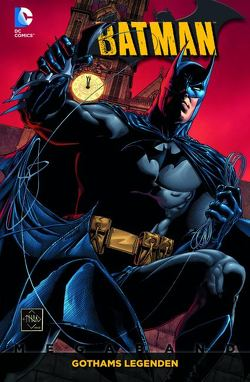 Batman Megaband von Bachs,  Ramon, Jones,  J.G., Lapham,  David, Lemire,  Jeff, Lindelof,  Damon, Niles,  Steve, Ryp,  Juan Jose, Scott,  Nicola, Taylor,  Tom, Templesmith,  Ben
