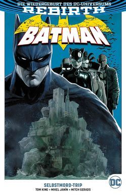 Batman von Gerads,  Mitch, Janin,  Mikel, King,  Tom, Kruhm,  Ralph