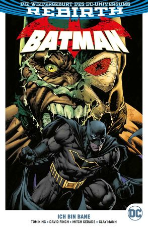 Batman von Finch,  David, Gerads,  Mitch, King,  Tom, Kruhm,  Ralph, Mann,  Clay, Mann,  Seth