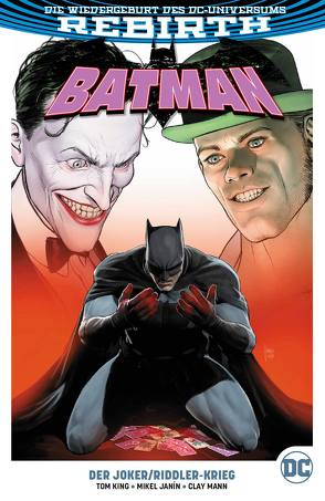 Batman von Janin,  Mikel, King,  Tom, Kruhm,  Ralph, Mann,  Clay