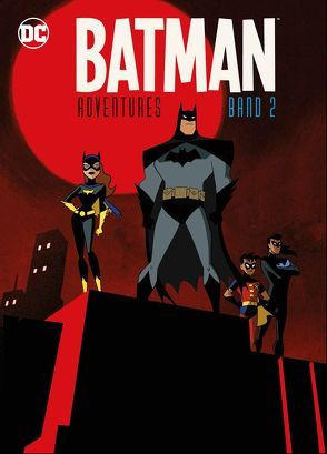 Batman Adventures von Barth,  Corinna, Burchett,  Rick, Hall,  Jason, Rother,  Josef, Shannon,  Kelsey, Slott,  Dan, Templeton,  Ty