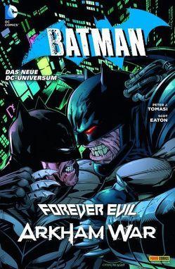 Batman: Arkham War von Daniel,  Tony S., Eaton,  Scot, Mendoza,  Jaime, Tomasi,  Peter J.