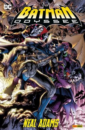 Batman: Odyssee von Adams,  Neal, Kups,  Steve