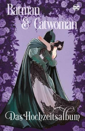 Batman & Catwoman: Das Hochzeitsalbum von Adams,  Neal, Janin,  Mikel, Jones,  Joelle, King,  Tom, Kruhm,  Ralph, Lark,  Michael, Lee,  Jim, Miller,  Frank, Sale,  Tim, Weeks,  Lee