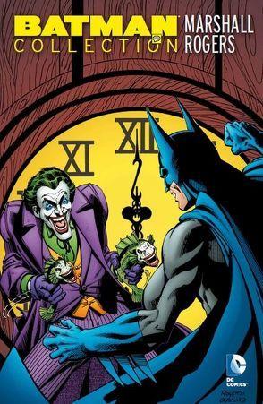 Batman Collection: Marshall Rogers von Austin,  Terry, Englehart,  Steve, Giordano,  Dick, O'Neil,  Denny, Rogers,  Marshall, Rozakis,  Bob, Wein,  Len