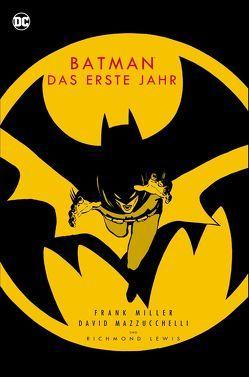 Batman Deluxe: Das erste Jahr von Kups,  Steve, Mazzucchelli,  David, Miller,  Frank