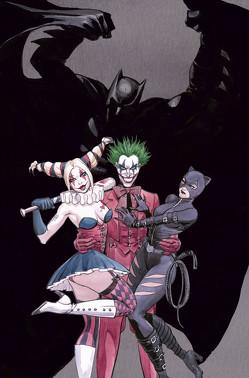Batman Deluxe: Der Dunkle Prinz von Marini,  Enrico, Reichert,  Monja
