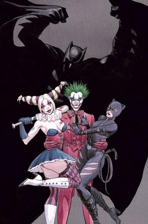 Batman Deluxe: Der Dunkle Prinz von Marini,  Enrico
