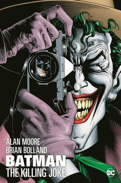 Batman Deluxe: The Killing Joke von Bolland,  Brian, Kups,  Steve, Moore,  Alan