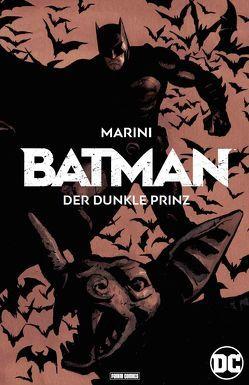Batman: Der Dunkle Prinz von Marini,  Enrico