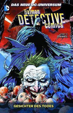 Batman – Detective Comics von Daniel,  Tony S., Florea,  Sandu, Hunter,  Rob, Kudranski,  Szymon, Winn,  Ryan