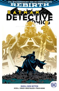 Batman – Detective Comics von Kruhm,  Ralph, Mahnke,  Doug, Moore,  Travis, Tomasi,  Peter J., Walker,  Bard