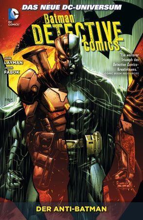 Batman – Detective Comics von Fabok,  Jason, Layman,  John