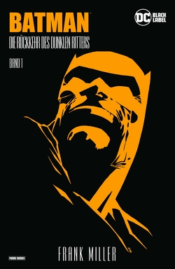 Batman: Die Rückkehr des Dunklen Ritters (Alben-Edition) von Miller,  Frank