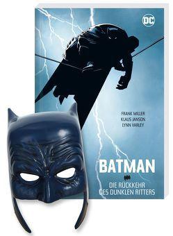 Batman: Die Rückkehr des Dunklen Ritters (überarbeitete Neuauflage) – Masken-Edition von Janson,  Klaus, Kups,  Steve, Miller,  Frank, Varley,  Lynn, Zahn,  Jürgen