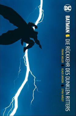 Batman: Die Rückkehr des Dunklen Ritters (überarbeitete Neuauflage) von Janson,  Klaus, Kups,  Steve, Miller,  Frank, Varley,  Lynn, Zahn,  Jürgen
